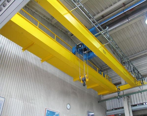 10 Ton Double Girder Crane from Ellsen