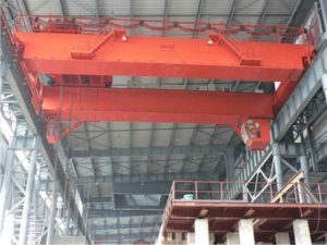 15t YZ Foundry Lifting Crane