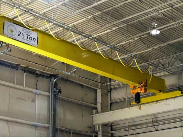 2 Ton Overhead Crane from Ellsen Supplier