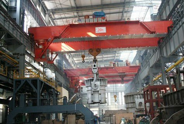 20t AQ-YZ Foundry Heavy Duty Crane