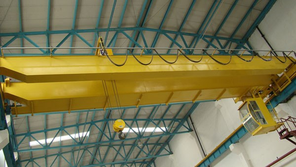 20t AQ-LH Double Girder Lifting Crane