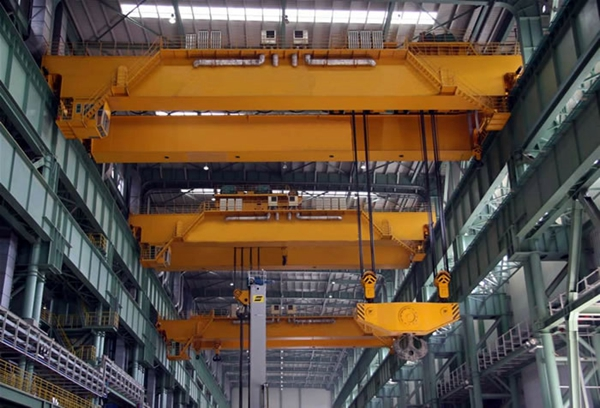 20t AQ-QE Double-trolley Lifting Crane