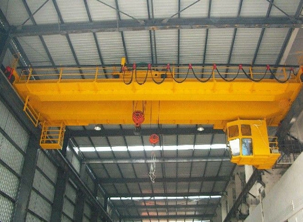25 Ton Double Hook Lifting Crane