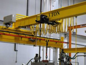 3 Ton Bridge Travelling Crane