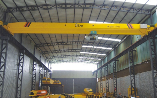 Ellsen 5 Ton Low Headroom Crane