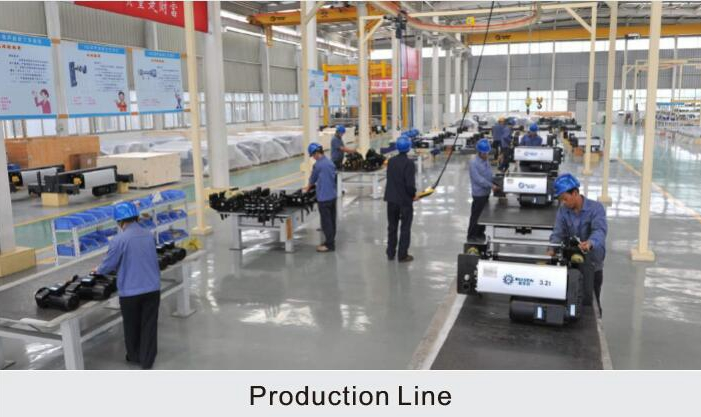 Ellsen Crane Production Line