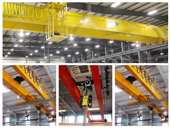 Great Double Girders Crane