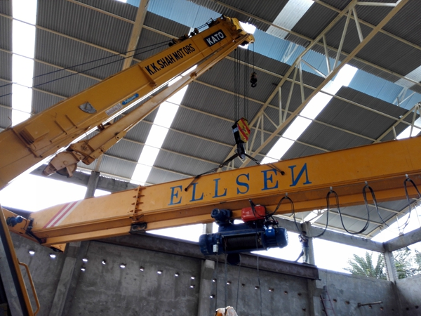 Ellsen High Quality Crane