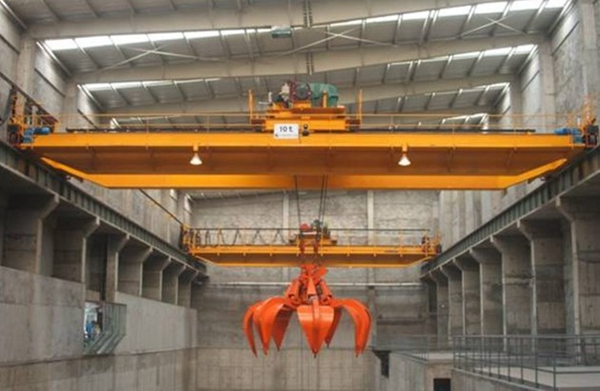 Ellsen QZ Grab Overhead Crane for Sale