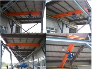 AQ-LD European Single Girder Crane