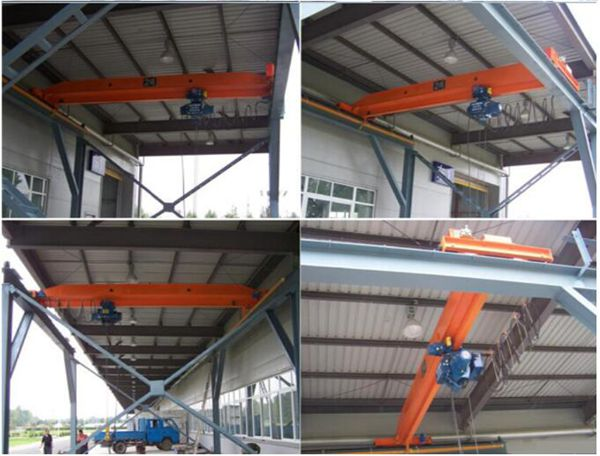 HD European Single Girder Crane
