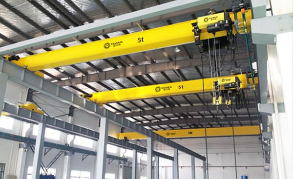HD European Single Girder Overhead Crane