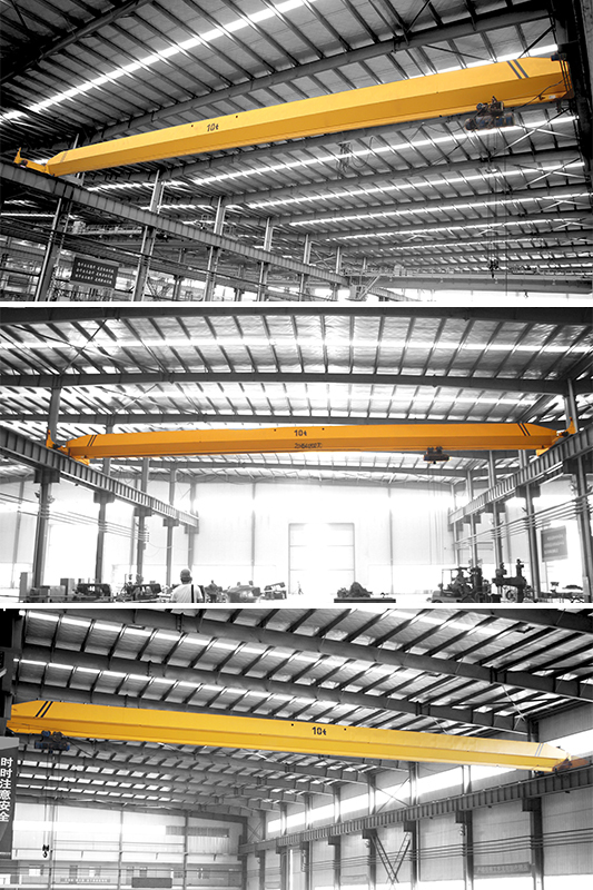 Portable Overhead Crane With Easy Use Simple System Factory Price!