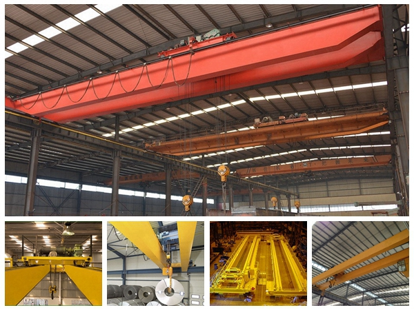 High Quality Double Girder Cranes