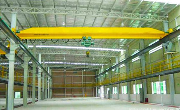 LB Explosion-proof Overhead Crane from Ellsen