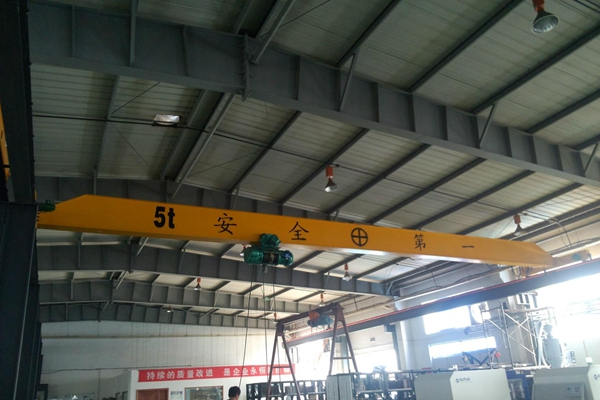 LD Single Girder Overhead Crane from Ellsen Suppplier