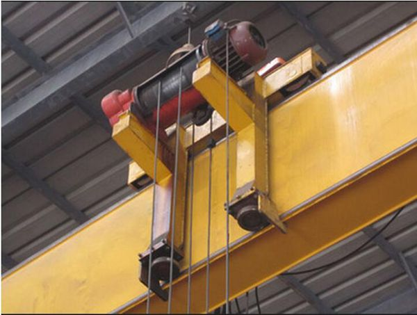 LDP Partial Hung Overhead Crane from Ellsen
