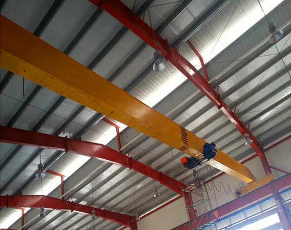 LDP Partial Hung Single Girder Crane for Sale
