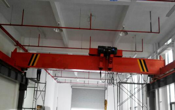 LDP Partial Hung Travelling Crane