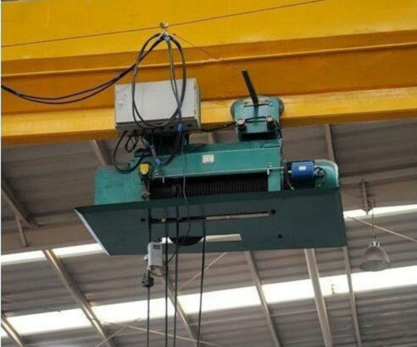 AQ-LDY Metallurgy Single Girder Crane