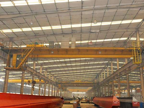LH 25 Ton Double Girder Crane from Ellsen
