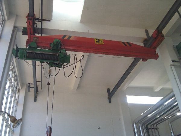 AQ-LX Under-running Overhead Crane