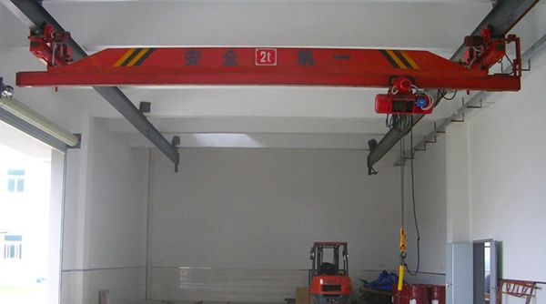 LX Underhung Overhead Crane for Sale