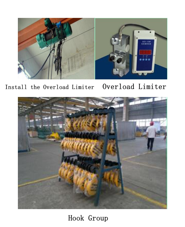 Overload Limiter And Hook Group