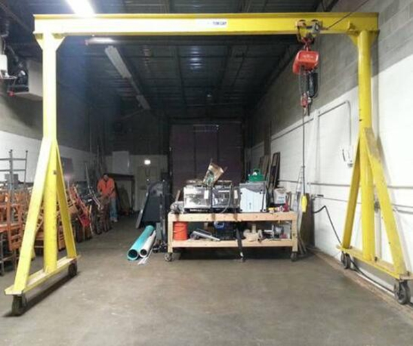 Portable Overhead Crane from Ellsen Supplier