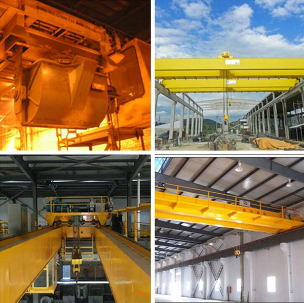QB Double Girder Explosion-proof Crane for Sale