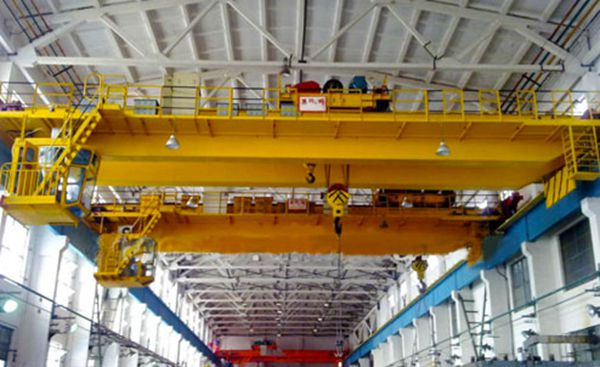 QD Double Girder Overhead Crane for Sale