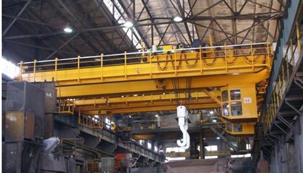 AQ-QDY 20t Heavy Duty Foundry Crane