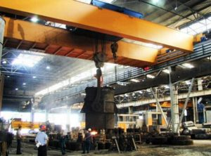 QDY Overhead Foundry Industrial Crane