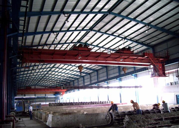 QE Double Girder Electric Crane from Ellsen