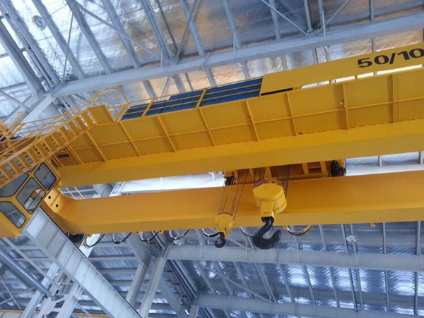 QE Double Trolley Crane from Ellsen