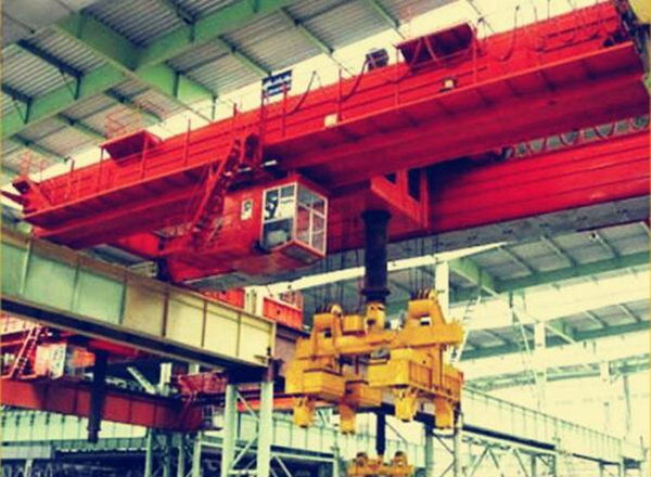 QL Electromagnetic Crane From Ellsen
