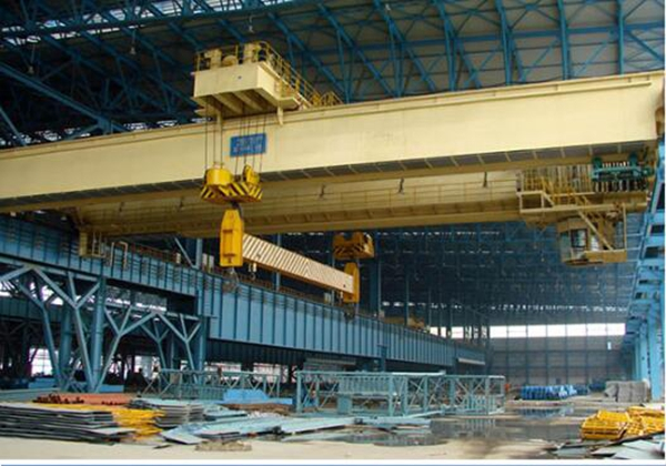 AQ-QCL Travelling Electromagnetic Crane
