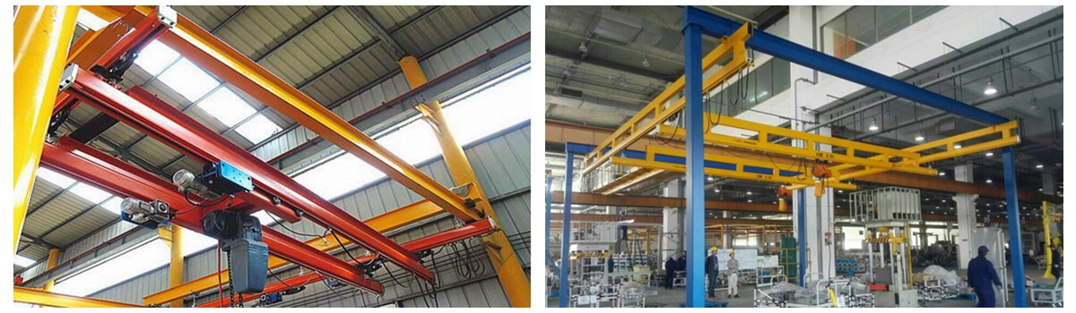 KBK Free Standing Bridge Crane For Sale