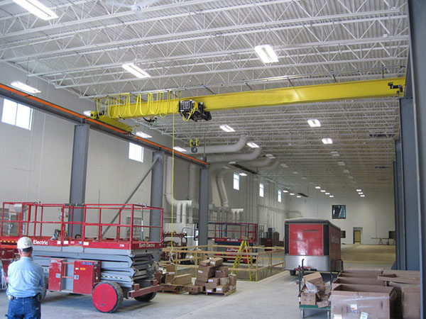 4 Ton Overhead Crane For Sale