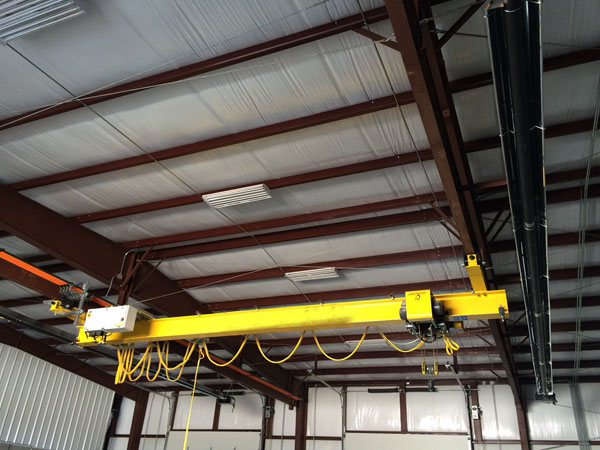 8 Ton Overhead Crane For Sale