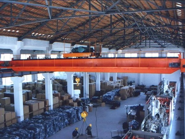 80 Ton Overhead Crane For Sale