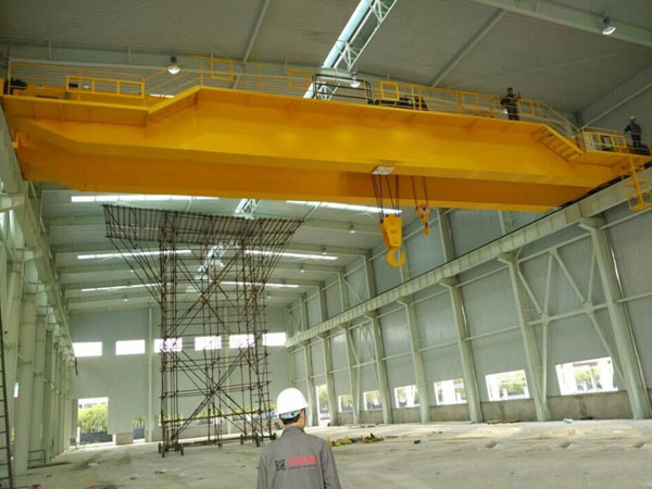 90 Ton Overhead Crane For Sale
