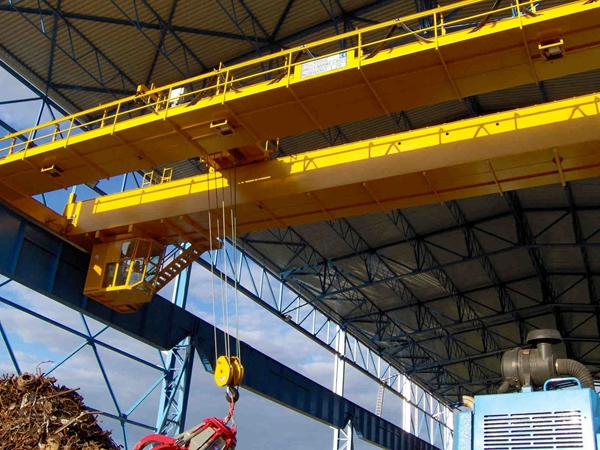 Cheap Electromagnetic Overhead Crane