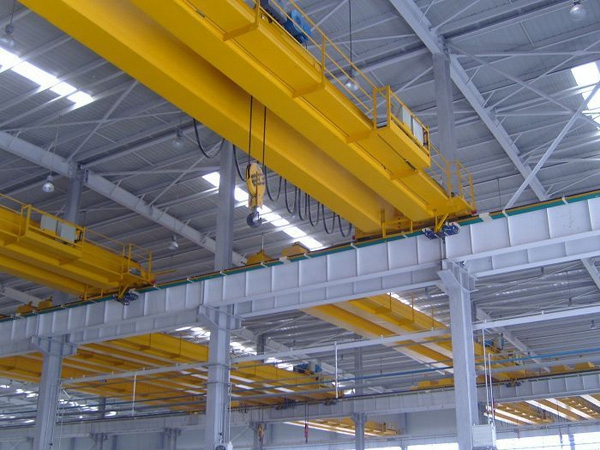 6 Ton Overhead Crane Portable Bridge Crane Mobile Crane