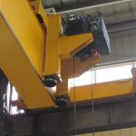 2 Ton LP Electric Single Girder Overhead Crane