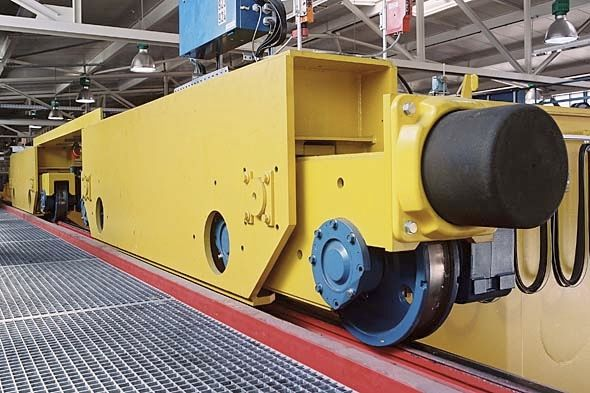 Electric Overhead Crane Parts Girders