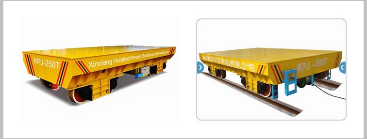 Cable Reel Powered Transfer Trolley