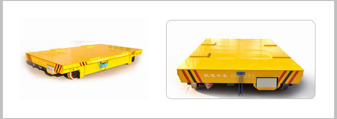 Customized Transport Rail Trolley For Sale