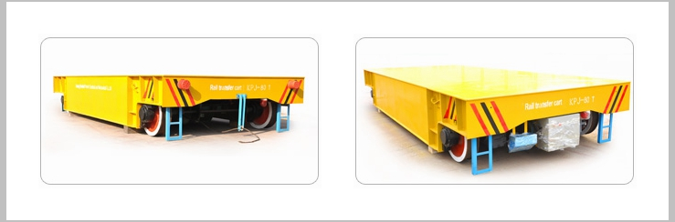 Rail Transfer Solution Trolley For Sale
