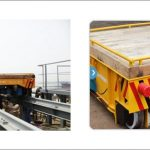 Cable Drum Powered Transfer Trolley